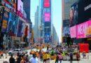 Nueva York y California levantan las restricciones por COVID-19