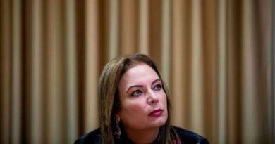 Policía Nacional de Nicaragua mantiene bajo arresto domiciliario a una exdiputada, esposa del expresidente Alemán