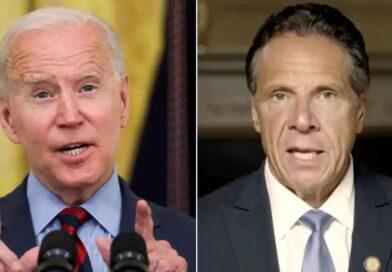 Biden pide la renuncia del gobernador Andrew Cuomo