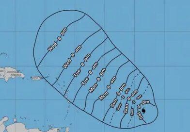Sam se fortalece a huracán de categoría 4